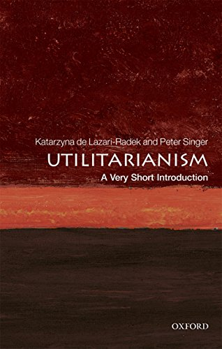Utilitarianism: A Very Short Introduction (Very Short Introductions)