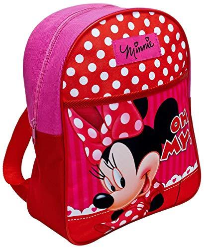 GUIZMAX Sac a gouter Minnie Mouse /école Main Disney
