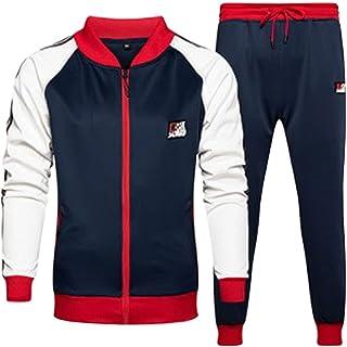 طقم ملابس رياضية كاجوال للركض من قطعتين من Safeeye للرجال