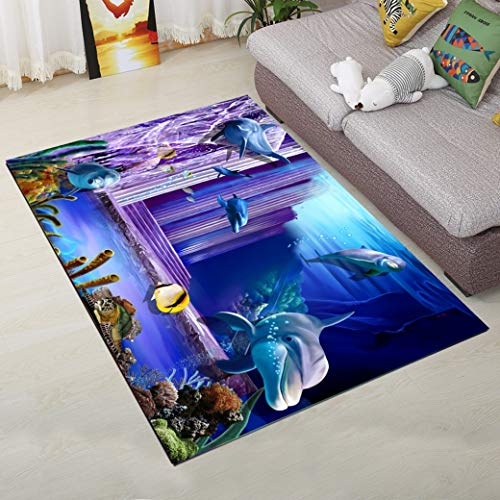 Desconocido Niños habitación Antideslizante alfombras de Suelo Sala de Dormitorio alfombras absorbentes Cocina Mesa de café alfombras
