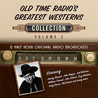 Old Time Radio's Greatest Westerns, Collection 2 cover art