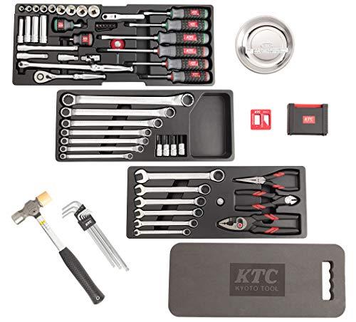 KTC 工具セット 9.5sq. 69点ツールセット ケース無し SK36920XT