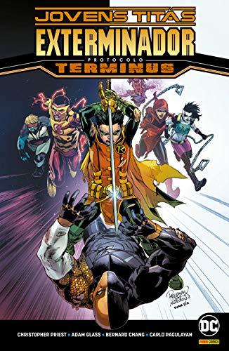 Jovens Titãs/Exterminador. Protocolo Terminus