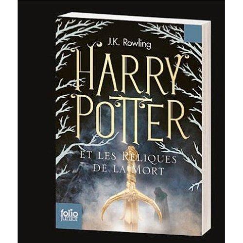 Harry Potter et les reliques de la mort (French Edition) by J. K. Rowling (2011-09-22)