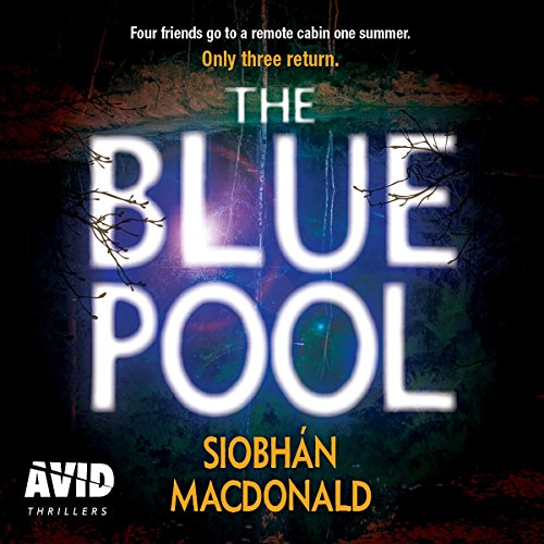 The Blue Pool audiobook cover art