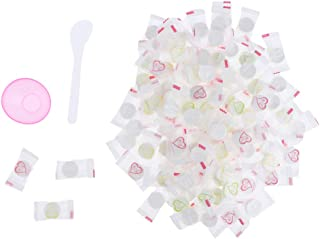 MagiDeal 100Pcs Skin Soft Facial Compressed Mask Paper Tablet Natural Skin Care Wrapped DIY Masks