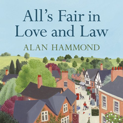 All's Fair in Love and Law audiobook cover art