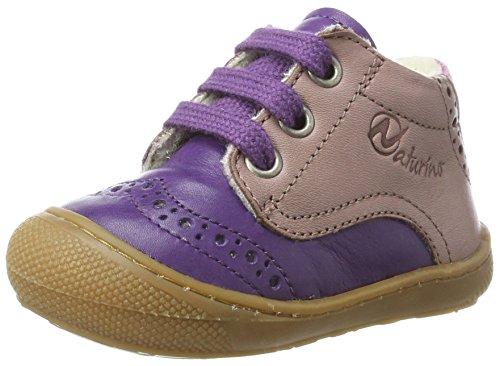 Naturino Baby-Jungen 4151 Sneaker, Mehrfarbig (multifarben-9104), 21 EU