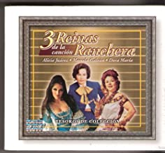 3 Reinas De La Cancion Ranchera Alicia Juarez/marcela Galvan/dora Maria/ 30 Canciones Maravillosas [Box Set 3 Cd's] Import.