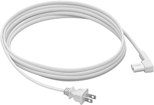 Sonos 11.5ft (2.5m) Power Cable for One and Play:1 (White)