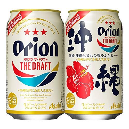 アサヒ オリオン ザ・ドラフト ビール 350ml×24本
