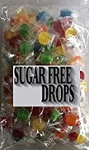 Sugar Free Fruit Drops 500g - Bulk Lollies Candy Buffet Party Favours Sweets Australian Made by Johnsons