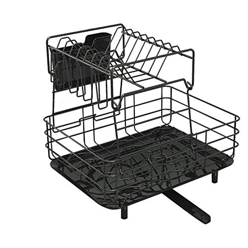 Oven Storage Rack Multifunctional Stainless Steel Kitchen Supplies Multi-Layer Sink Drain Rack Disassembly Dish Rack Water Cup Rack Storage Dish Rack Wall Mounted Pan Rack