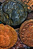 Journal: Coin Collecting Ancient Roman Money Old Copper Bronze Archaeology History