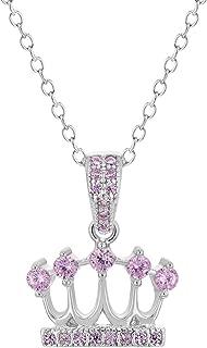 little girl princess necklace