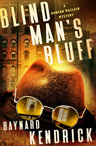 Blind Man's Bluff (The Duncan Maclain Mysteries) by [Baynard Kendrick]