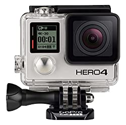 2015 Surfer Holiday Gift Guide   GoPro Hero 4 Black   Top 25 Gift Ideas for Surfers