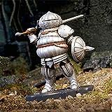AMrjzr Dark Souls Onion Knight Jack Bardo Figura-11CM-Estatua de PVC...