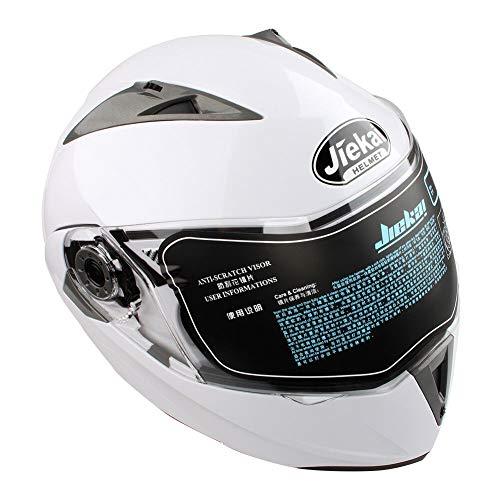 casco Modular Flip-Up Moto Integral, SE pueden abrir y Modulares Depor