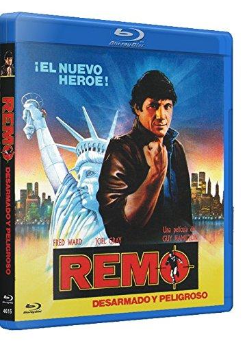 Remo, Desarmado y Peligroso BD 1985 Remo Williams: The Adven
