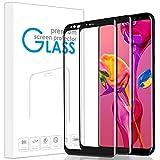REROXE Schutzfolie Panzerglas für Samsung Galaxy S8 Plus, [2 Stück] 9H Festigkeit, 3D-Vollabdeckung, HD Panzerglasfolie, Anti-Kratzer, Anti-Bläschen, Anti-Öl und Fingerabdruck,Bildschirmschutzfolie
