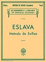 Metodo de Solfeo - Complete: Schirmer Library of Classics Volume 1366 Voice Technique (Schirmer's Library of Musical Classics)