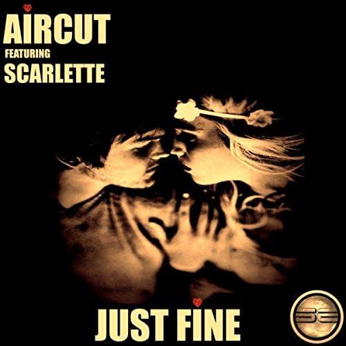 Aircut Featuring Scarlette