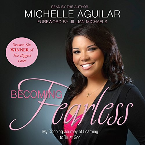 Becoming Fearless audiobook cover art