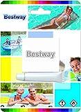 Bestway Kit de réparation de Matelas pneumatique 1 x 10 x 14 cm Multicoloured