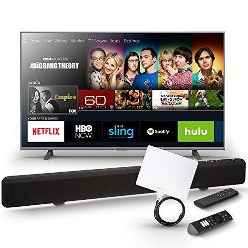 Element 55-Inch 4K Ultra HD Smart LED TV - Fire TV Edition
