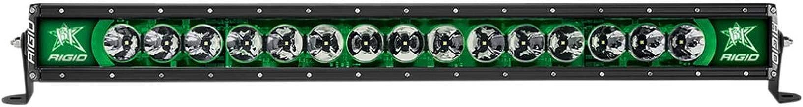Rigid Industries 230033 Radiance+, 30 Inch, Green Backlight, LED Light Bar Universal