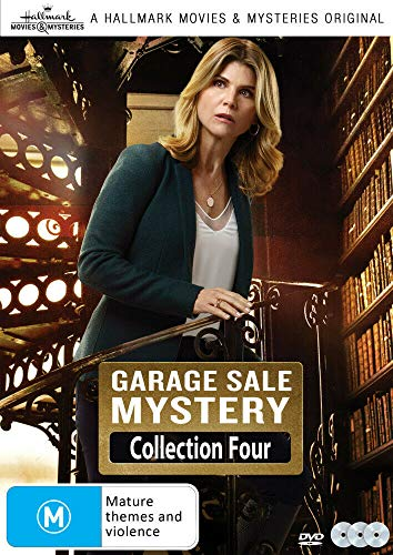 Garage Sale Mystery - 3 Film Collection Four (The Pandora's Box Murders/The Mask Murder/Picture Of Murder) [3 DVDs]