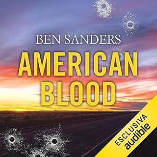 American Blood copertina