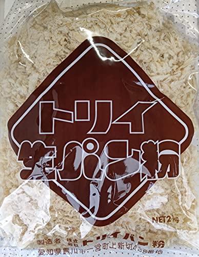 Vソフト 生パン粉 ( T ) 2kg×8P 16〜17mm  業務用 常温