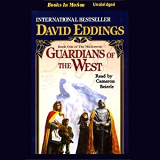 Guardians of the West audiobook cover art