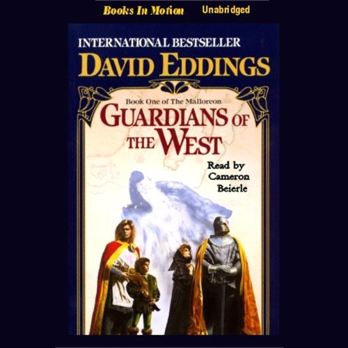 Couverture de Guardians of the West