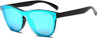 SUERTREE Fashion Sumer Sunglasses Cute Women Men Shades Retro Rimless Eyeglasses JH9004