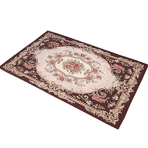 YMGPAA Deurmat, deurmat, home, hal, woonkamer, slaapkamer, tapijt, badmat, elastisch, ademend, absorberend, decoratief tapijt, multi-size, keuze uit verschillende kleuren