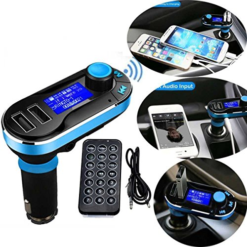 [2017 Versione ] FusionTech Wireless Trasmettitore FM...