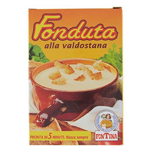 Fonduta valdostana - il tipico formaggio della Valle d'Aosta
