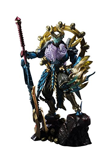 Monster Hunter Series – Evil God Awakening Zinogre, Figur (Bandai bdimh094616)