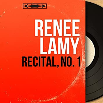 Récital, No. 1 (feat. Roland Granier et son orchestre) [Mono Version]