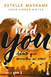 You 2. Need You: Serie You 2 (Bestseller)
