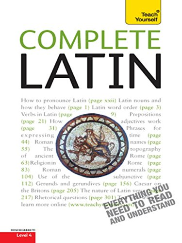 Complete Latin: Teach Yourself (Complete Languages) (English Edition)