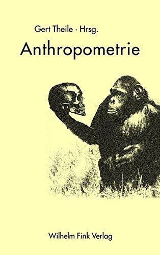 Anthropometrie. Vermessung des Menschen von Lavater bis Avatar: Zur Vorgeschichte des Menschen nach Maß (Weimarer Editionen)