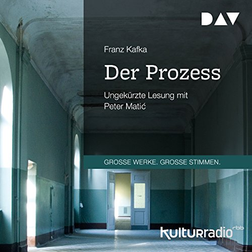 Der Prozess Audiobook By Franz Kafka cover art