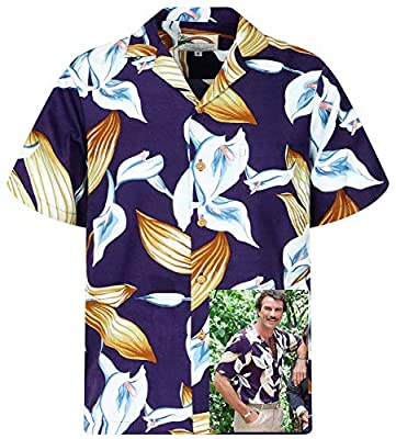 Original Hawaiian Shirt   Tom Selleck Magnum   Made in Hawaii   Different Designs