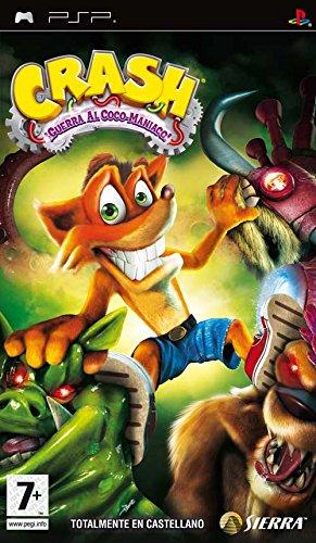Activision Crash: Mind over Mutant, PSP [Edizione: Spagna]