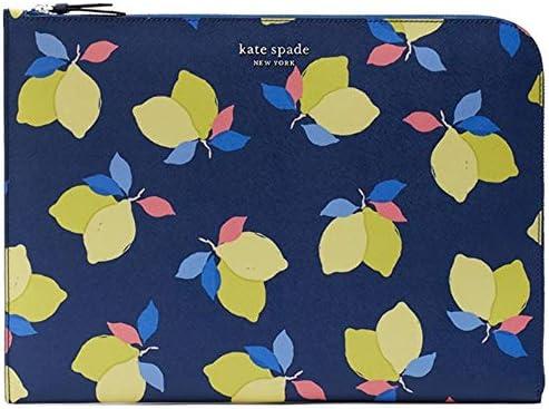 Kate Spade New York Cameron Lemon Laptop Zip Sleeve product image