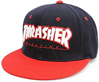 Bebro ビブロ THRASHER KID'S スラッシャー 子供 キッズ 帽子 キャップ 別注 オリジナル ベースボールキャップ